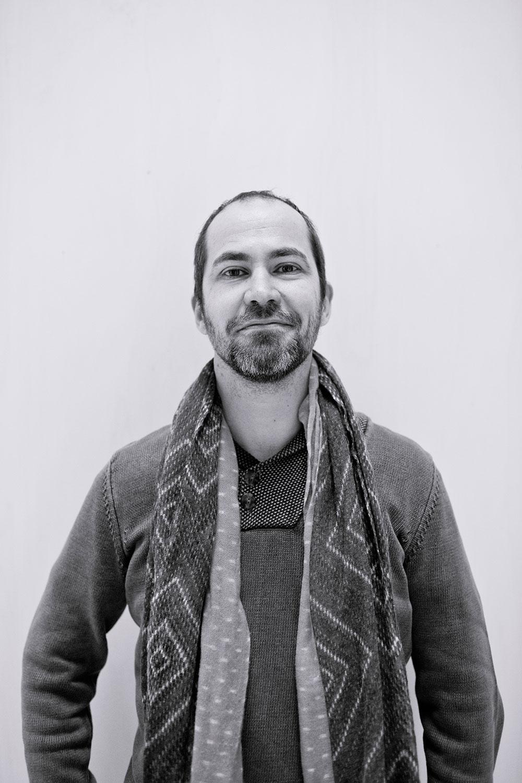 Cédric Claquin - portrait 2