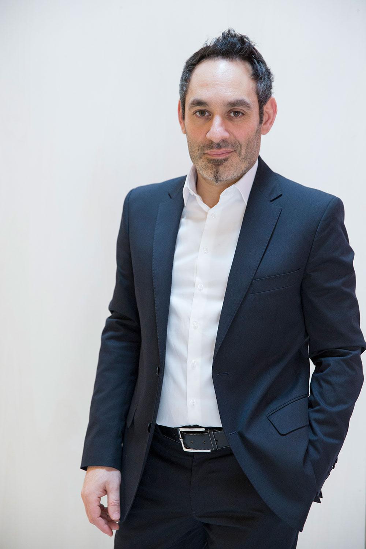 Eric Pétrotto - portrait 1