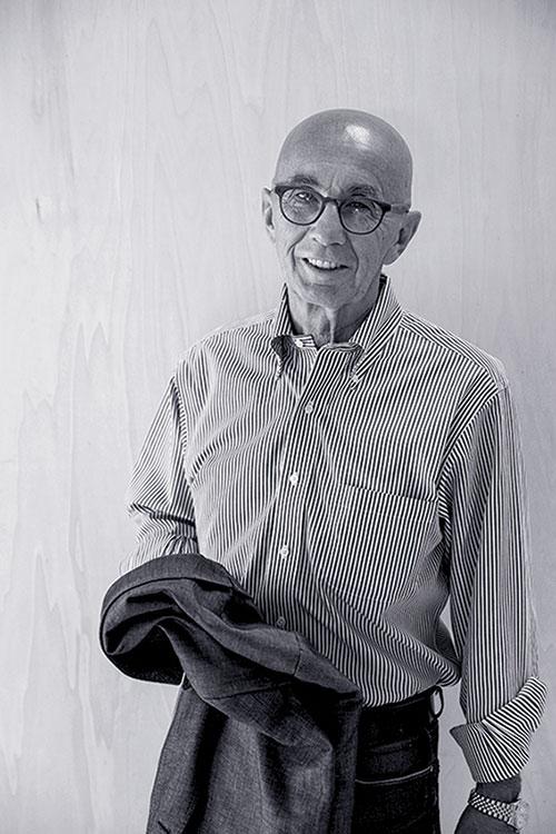 Gégard Debrinay portrait 2